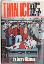 Thin Ice A Season in Hell With the New York Rangers