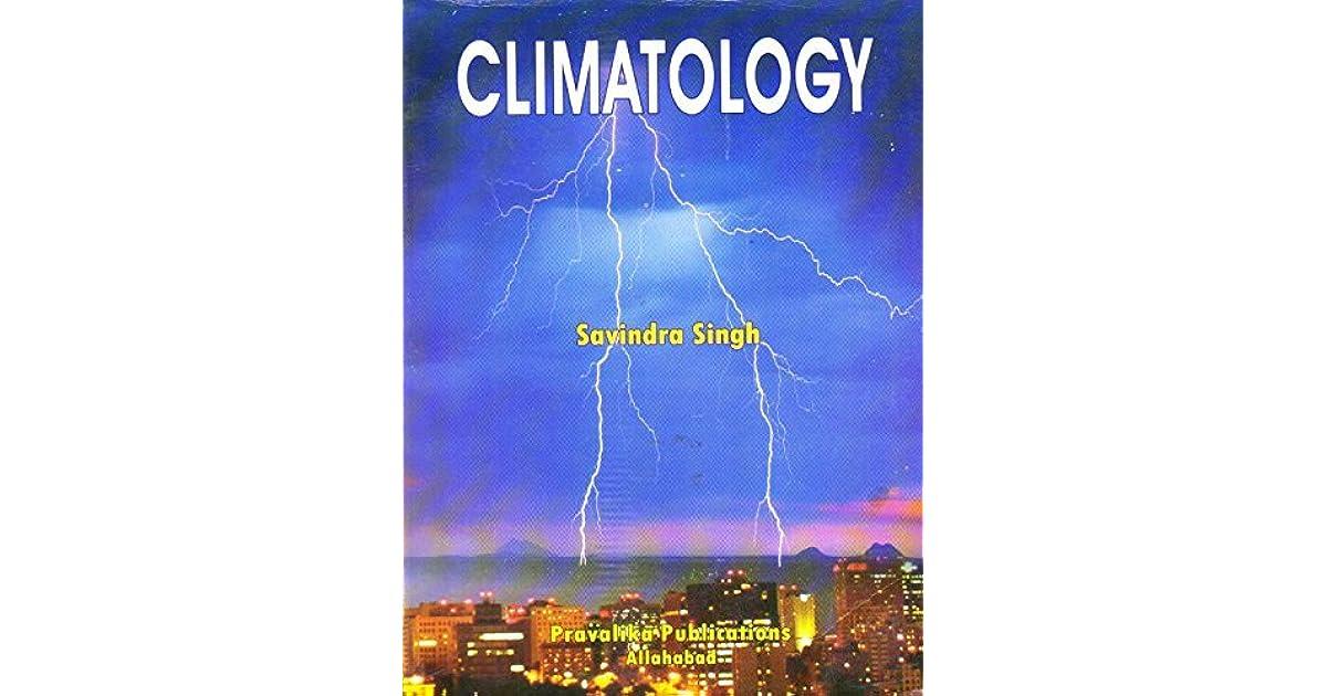 climatology by savindra singh pdf free download