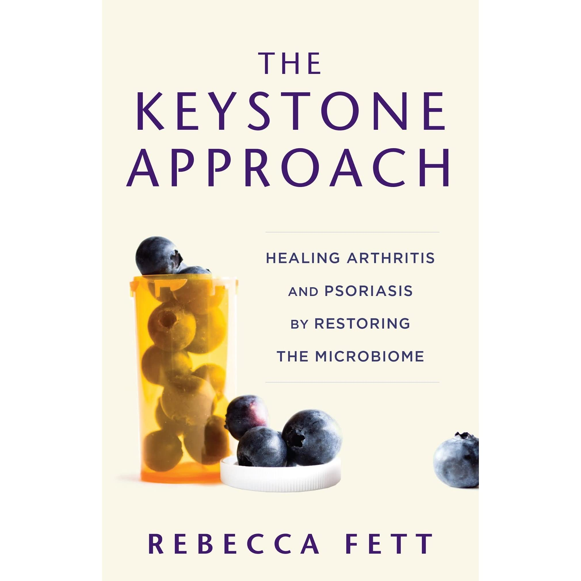 2020 Top Best Microbiome Audiobooks The Keystone Approach: Healing Arthritis and Psoriasis by