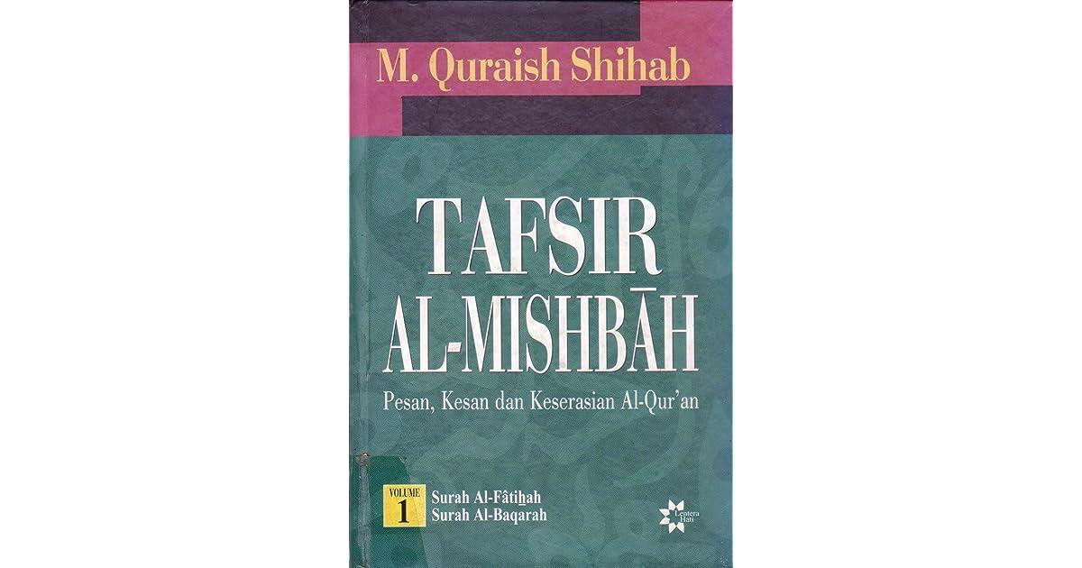 Download Tafsir Al Misbah Quraish Shihab Pdfgolkes