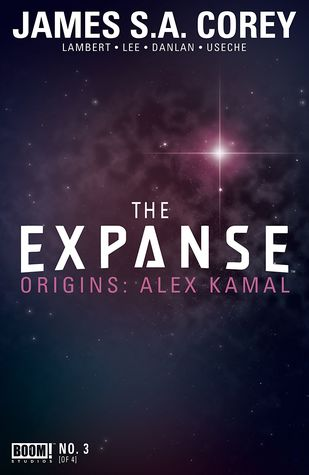 The Expanse Origins by James S.A. Corey