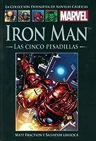 Iron Man: Las Cinco Pesadillas (Colección Definitiva de Novelas Gráficas Marvel, #58)