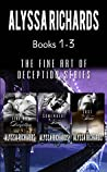 The Fine Art of Deception Series, Box Set: A Paranormal Romance Mystery