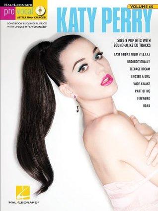 Pro Vocal Women's Edition Volume 60: Katy Perry (Hal Leonard Pro Vocal)