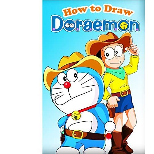 how to draw doraemon step by step drawing lessons for children by