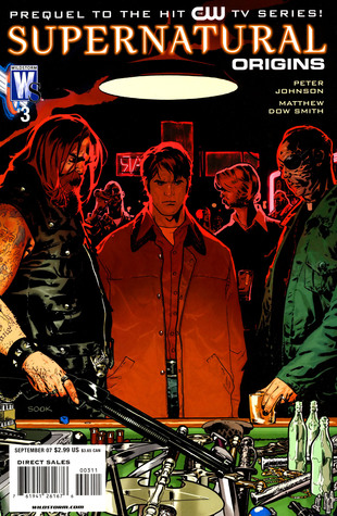 Supernatural Origins #3: Chapter Three (Prequel to the Hit CW TV Series - Wildstorm / DC Comics)