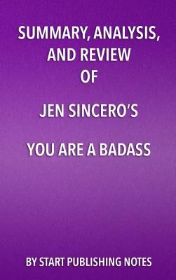 Jen Sincero - You Are a Badass How to Stop Doubting