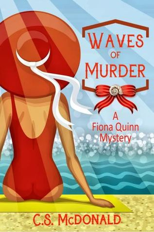Waves of Murder by C.S. McDonald