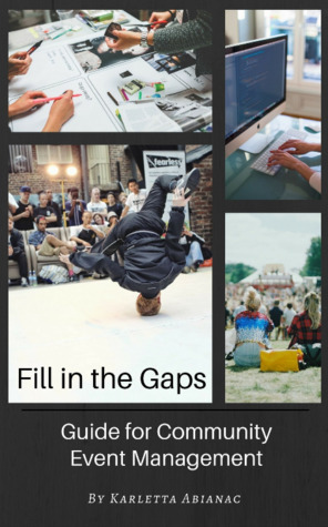 Fill in the Gaps: Guide to Community Event Management