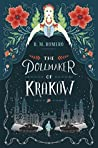 Book cover for The Dollmaker of Krakow
