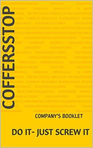 Coffersstop: COMPANY'S BOOKLET