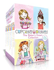 The Baker's Dozen Collection: Katie and the Cupcake Cure; Mia in the Mix; Emma on Thin Icing; Alexis and the Perfect Recipe; Katie, Batter Up!; Mia's Baker's Dozen; Emma All Stirred Up!; Alexis Cool as a Cupcake; Katie and the Cupcake War; Mia's Boilin...