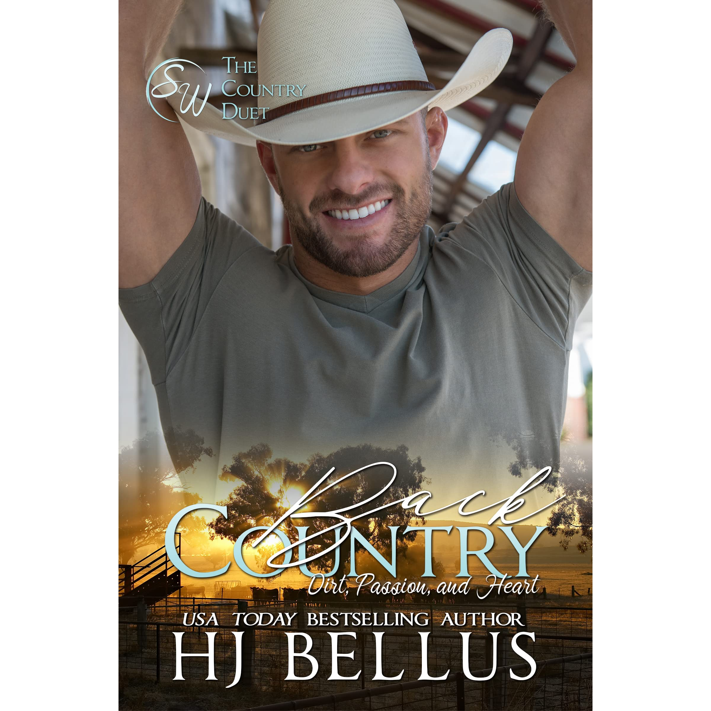 Back Country The Country Duet 2 By H J Bellus