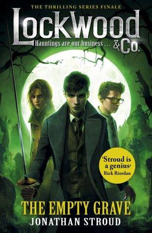 The Empty Grave (Lockwood & Co., #5)
