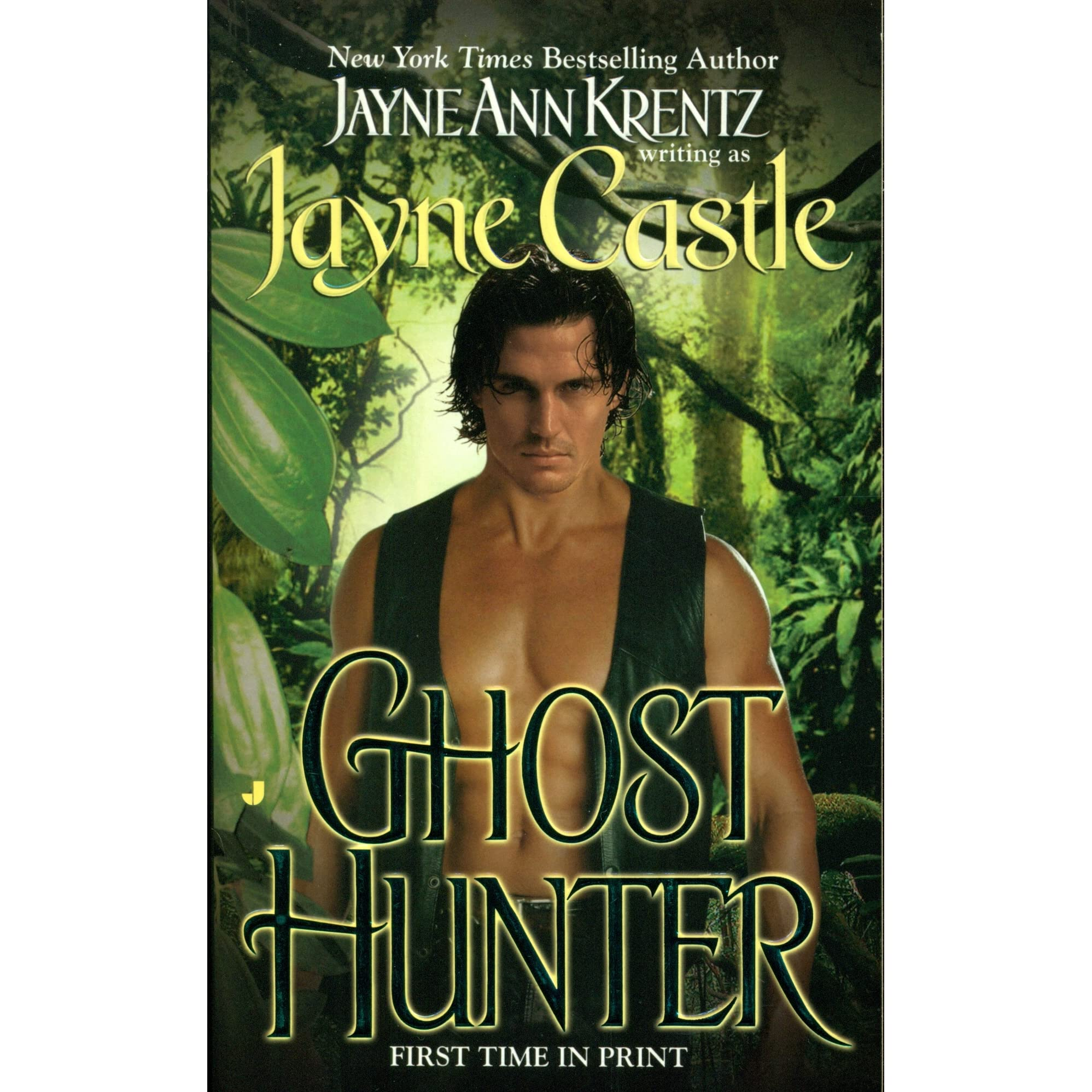 Ghost Hunter (ghost Hunters, #3) By Jayne Castle €� Reviews, Discussion,  Bookclubs, Lists
