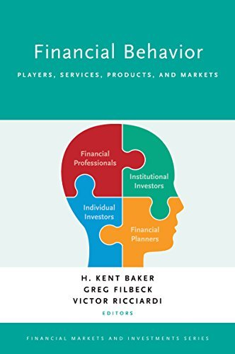 Financial Behavior Players, Services, Products, and Markets