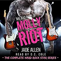 The Bad Boys of Molly Riot (Hard Rock Star, #1-5)