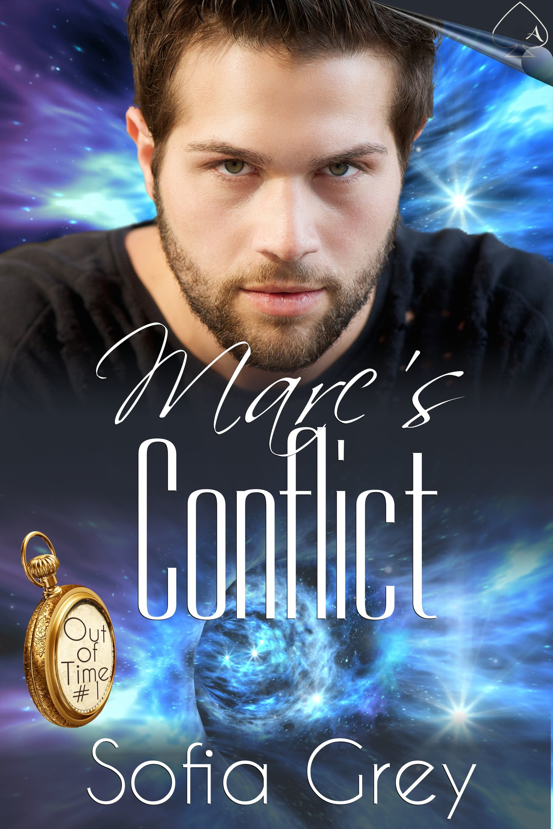 Marcs Conflict (Out of Time, #1) Sofia Grey