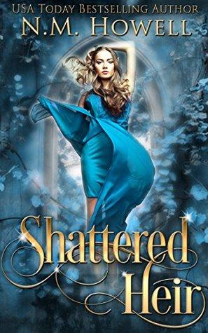 Shattered Heir (Broken Gods #1)