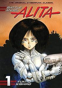 Battle Angel Alita Vol. 1 (Gunnm, #1)