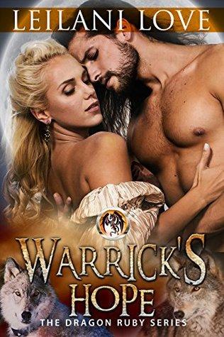 Warrick's Hope (The Dragon Ruby, #4)