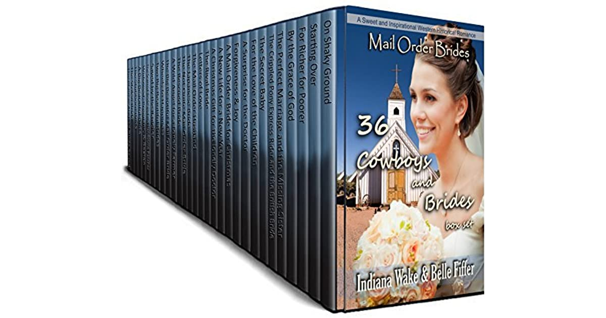 Mail order bride 2003 box