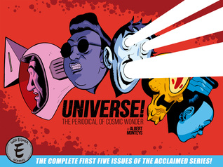 Universe! Vol. 1 The Periodical of Cosmic Wonder by Albert Monteys