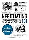 Negotiating 101: ...