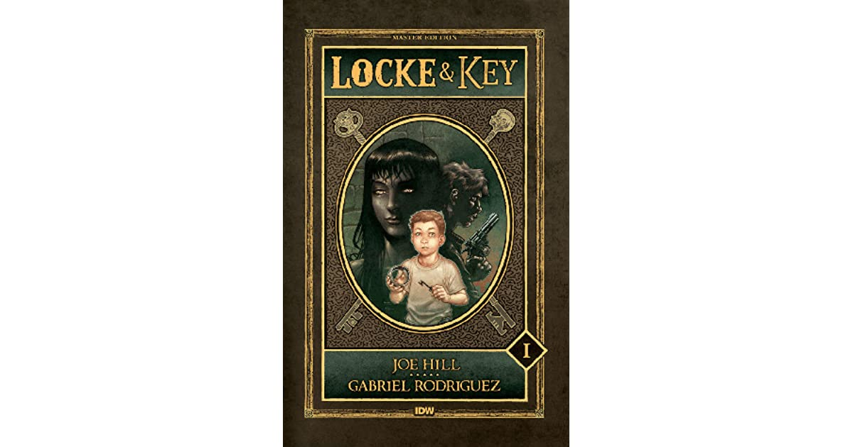 Locke & Key: Master Edition Volume One by Joe Hill