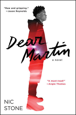 "Cover of Nic Stone's ""Dear Martin"""