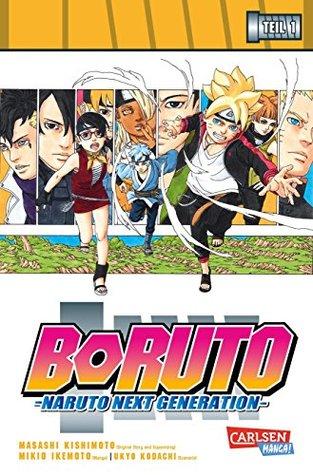 Naruto the next Generation 1 Carlsen Manga Boruto