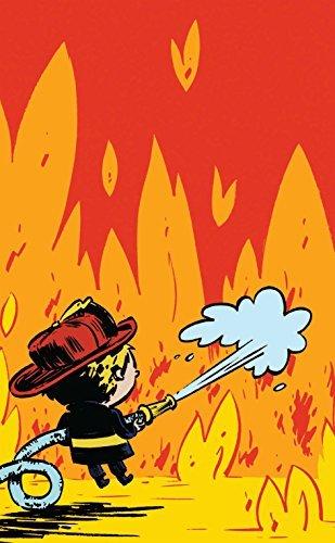 The Kid Firechief  by  Steven Weissman