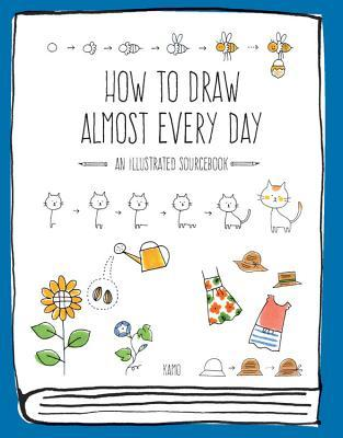 How to Draw Almost Every Day by Chika  Miyata