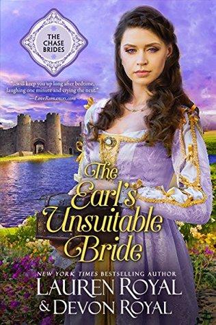 The Earl's Unsuitable Bride: A Sweet & Clean Historical Romance