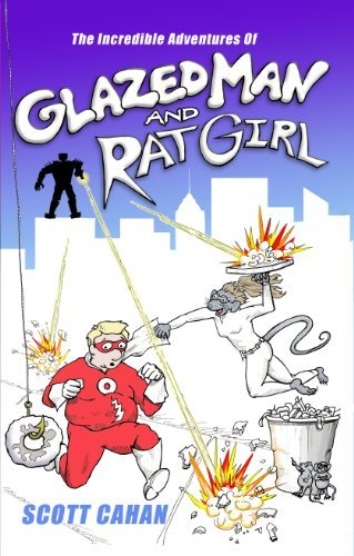 Glazed Man and Rat Girl  by  Scott Cahan