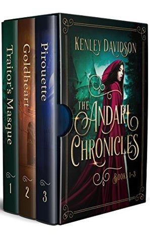 The Andari Chronicles Boxed Set by Kenley Davidson