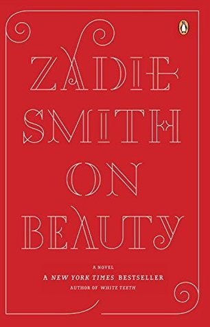 "Book cover of ""On Beauty"" by Zadie Smith"