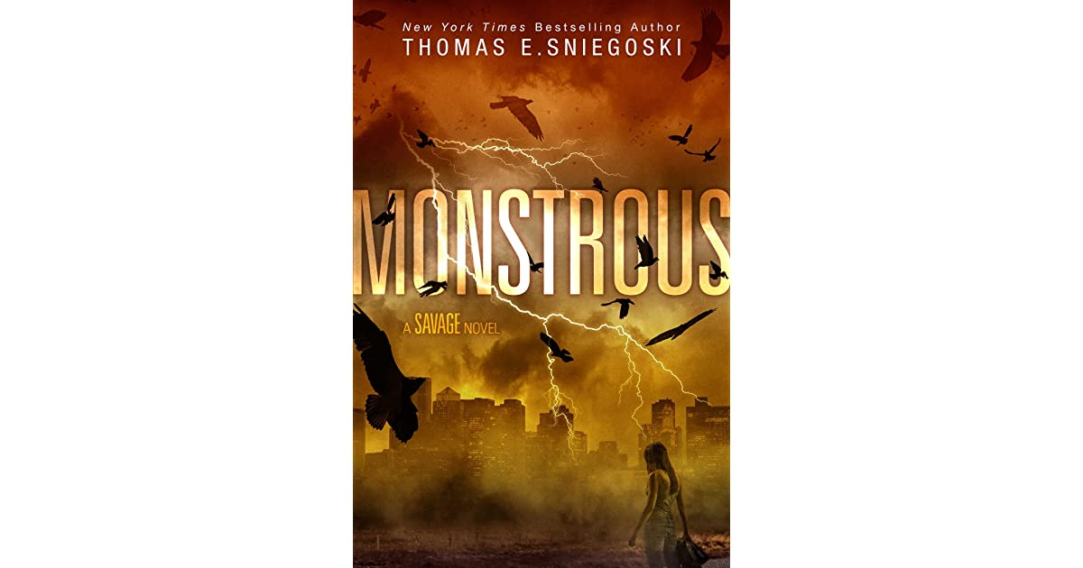 Thomas e sniegoski goodreads giveaways