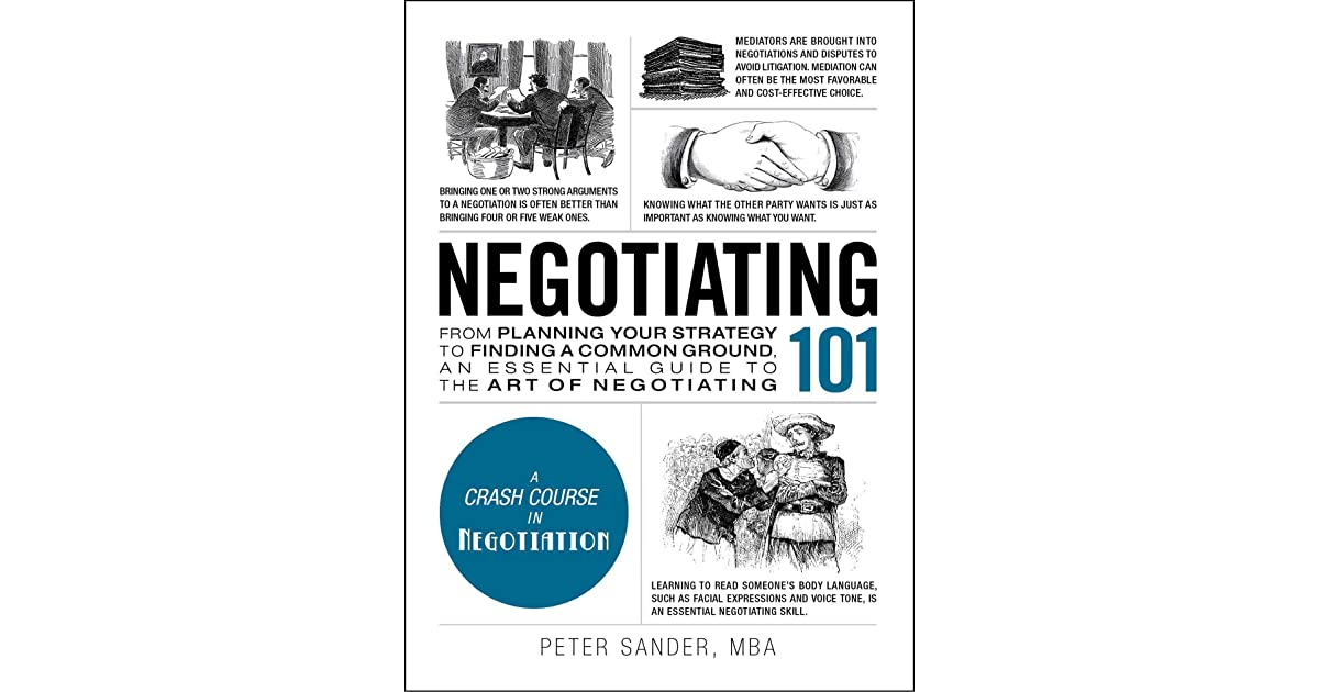 essentials of negotiation 6th edition ebook