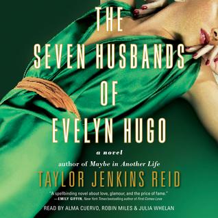Cover for The Seven Husbands of Evelyn Hugo