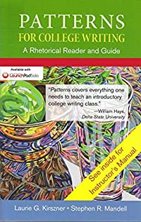 Patterns for College Writing - A Rhetorical Reader and Guide (Instructor Edition)