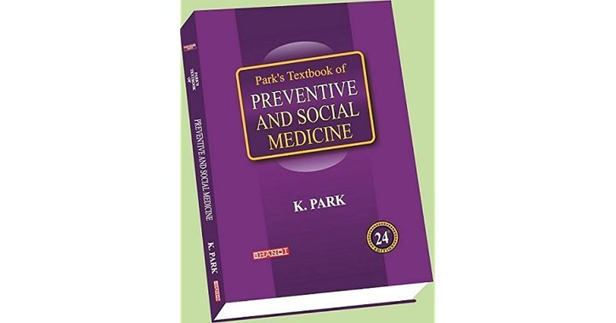 Parks text book of preventive social medicine by k park fandeluxe Choice Image