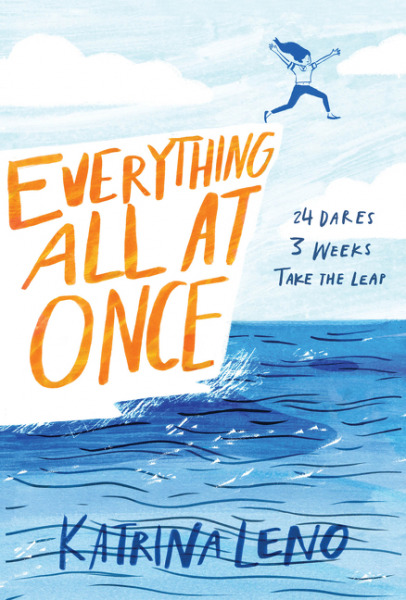 Everything All at Once - Katrina Leno