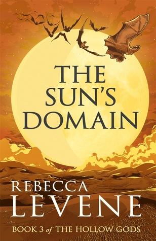 The Sun's Domain (The Hollow Gods, #3)