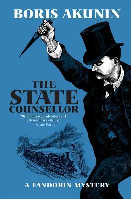 The State Counsellor (Erast Fandorin, #6)