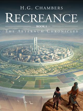 Recreance (The Aeternum Chronicles, #1)