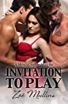 Invitation to Play (A Men of Steele Novella Book 1)