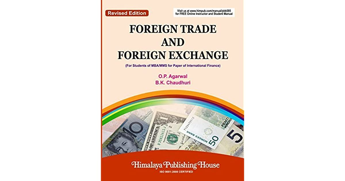 Foreign Exchange By O P Agarwal
