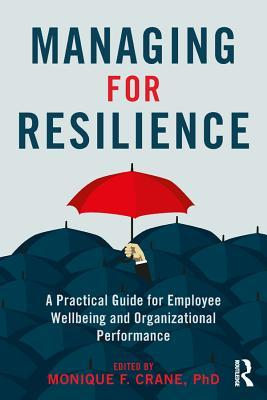 Managing for Resilience A Practical Guide for Employee Wellbeing and Organizational Performance