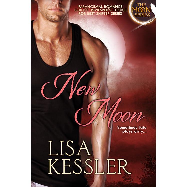 New Moon (Moon #8) by Lisa Kessler